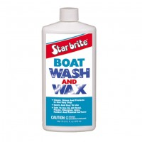 PRODUCT IMAGE: BOAT WASH & WAX 473ML