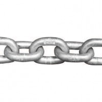 PRODUCT IMAGE: CHAIN GALVANIZED 13MM DIN766