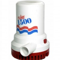PRODUCT IMAGE: BILGE PUMP 1500GPH - RULE