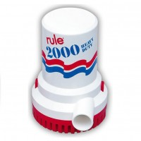 PRODUCT IMAGE: BILGE PUMP 2000GPH - RULE