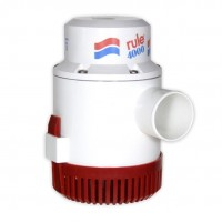 PRODUCT IMAGE: BILGE PUMP 4000GPH 24V Rule