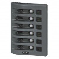 PRODUCT IMAGE: CIRCUIT BREAKER PANEL WD 12/24V 6W GR