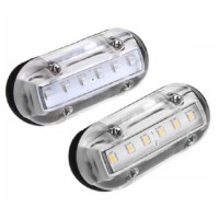 PRODUCT IMAGE: EI LED UNDERWATER LIGHT 6X0.2W BLUE