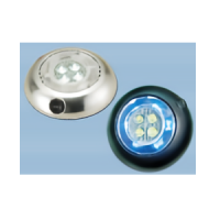 PRODUCT IMAGE: LED INTERIOR ROUND DOME LIGHT 10PCS SCI 12-24V