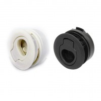 PRODUCT IMAGE: DOOR LATCH PLASTIC EST