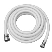 PRODUCT IMAGE: HAND SHOWER HOSE WHITE LALIZAS