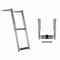 PRODUCT IMAGE: LADDER SS 2 STEP TELESCOPIC