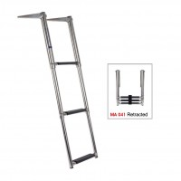 PRODUCT IMAGE: LADDER SS 3 STEP TELESCOPIC