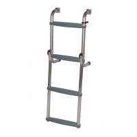 PRODUCT IMAGE: LADDER SS 4 STEP LONG BASE
