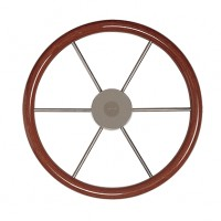PRODUCT IMAGE: STEERING WHEELS,MAHOGANY R