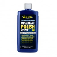 PRODUCT IMAGE: METAL FLAKE POLISH 473ML