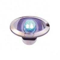 PRODUCT IMAGE: LED OVAL LAMP BLUE AAA