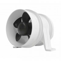 "PRODUCT IMAGE: BLOWER INLINE 3"" 12V ATTWOOD"