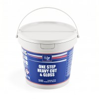 PRODUCT IMAGE: POLISHING COMPOUND – ONE STEP, HEAVY CUT & GLOSS S05 1KG