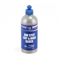 PRODUCT IMAGE: PREMIUM ONE STEP, CUT & HIGH GLOSS – Polishing paste S1