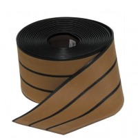 PRODUCT IMAGE: DEK-KING 150MM TEAK W/BLACK CAULK