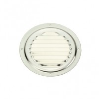 PRODUCT IMAGE: VENTILATOR ROUND SS 5""