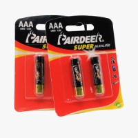 PRODUCT IMAGE: ALKALINE BATTERY AAA CARD