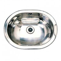 "PRODUCT IMAGE: SINK OVAL SS 5X12"" - TMC"